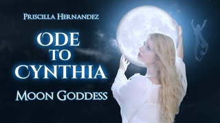 Queen and Huntress (Ode to Cynthia) -MOON GODDESS - Mike Oldfield Cover | Priscilla Hernandez