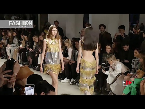 INGIE PARIS Women's Fall 2020 Paris Fashion Channel