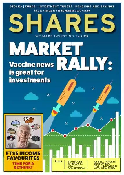 Shares Magazine - November 12  2020