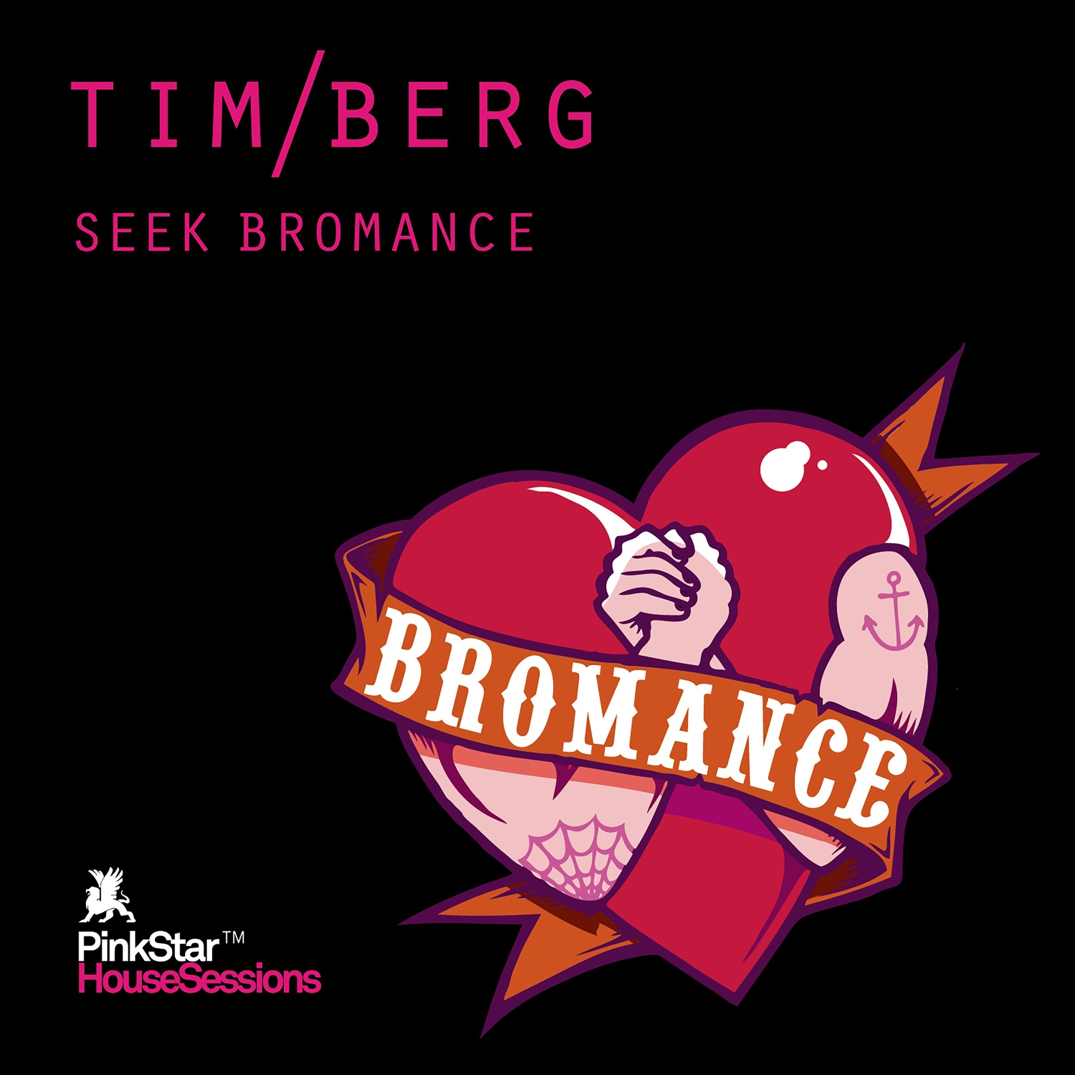 Tim Berg album Seek Bromance (Remixes)