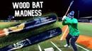 Sam Bat SG2 Maple vs. Louisville Slugger CY22 Maple Christian Yelich Wood Bat Madness 1.0 Ep. 3