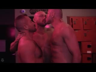 Raw Fuck Club - Jacob Woods, Clay Towers  Killian Knox - Fucking 3WAY