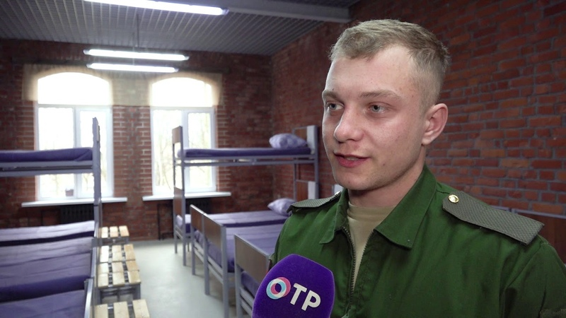 В танковом полку Балтфлота открыли новую казарму и столовую