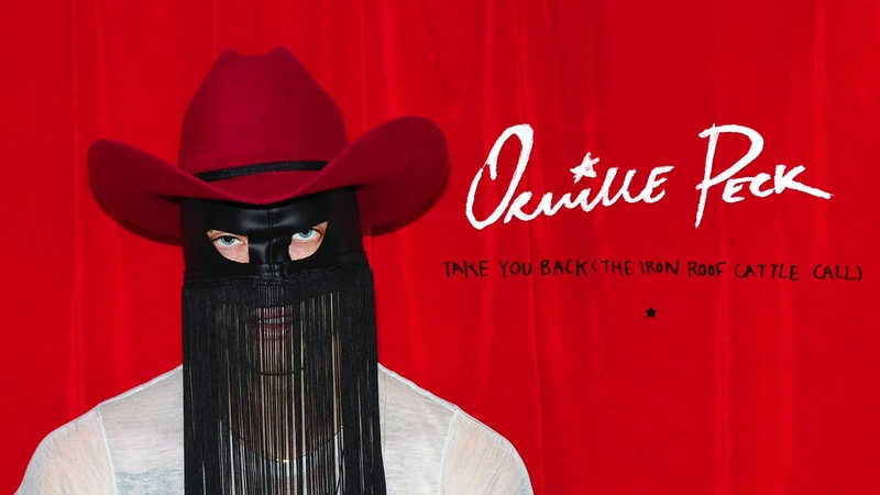 Orville Peck Take You Back The Iron Hoof Cattle Call