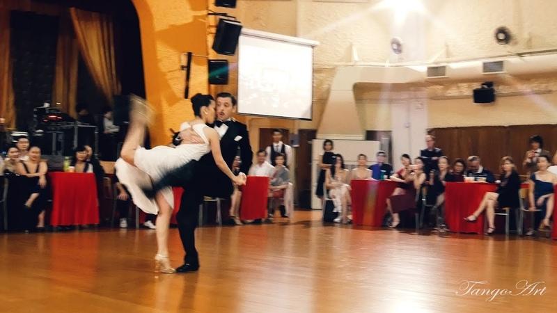 Yanina Quiñones y Neri Piliu Festivalito de Tango en Hong Kong 3 March 2018 1 4