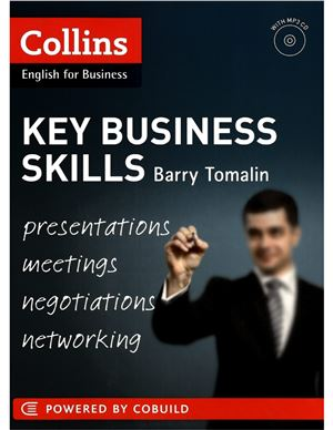 Tomalin Barry - Key Business Skills - 2012