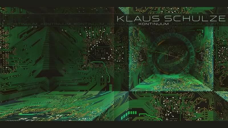 Klaus Schulze Kontinuum 2007