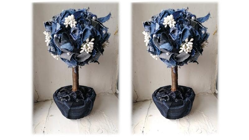 Топиарий своими руками Простой мастер класс DIY topiary Topiario de bricolaje
