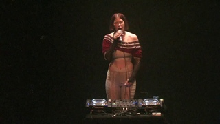 Eartheater live at Forma Free Music Impulse Festival #9 - Udine Italy 2-11-2018