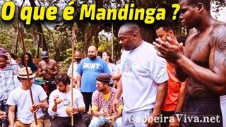 O que é Mandinga? Roda de Capoeira na Praça da República fundada pelo Mestre Ananias / São Paulo
