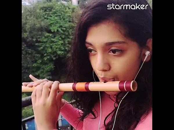 Kaun Tujhe Yun Pyar Karega MS Dhoni Flute Karaoke