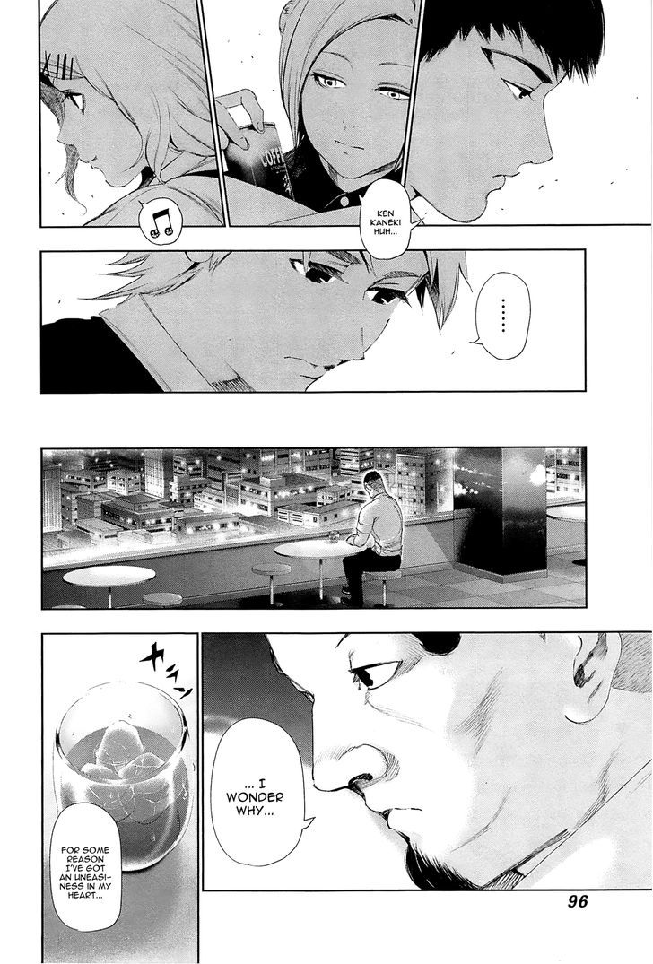 Tokyo Ghoul, Vol. 10 Chapter 94 Inner Thoughts, image #17