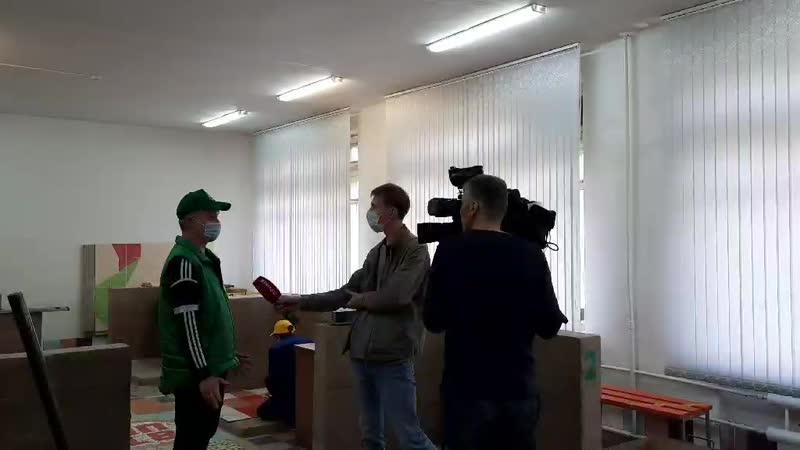 24.09 Облицовка плиткой. Репортаж СТС-Прима. (часть 2)