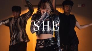 Winona Oak - SHE / Woonha Choreography