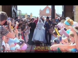 (Чеченская Свадьба) Самая Большая и Красивая Свадьба на нашем Канале. . Студия Шархан