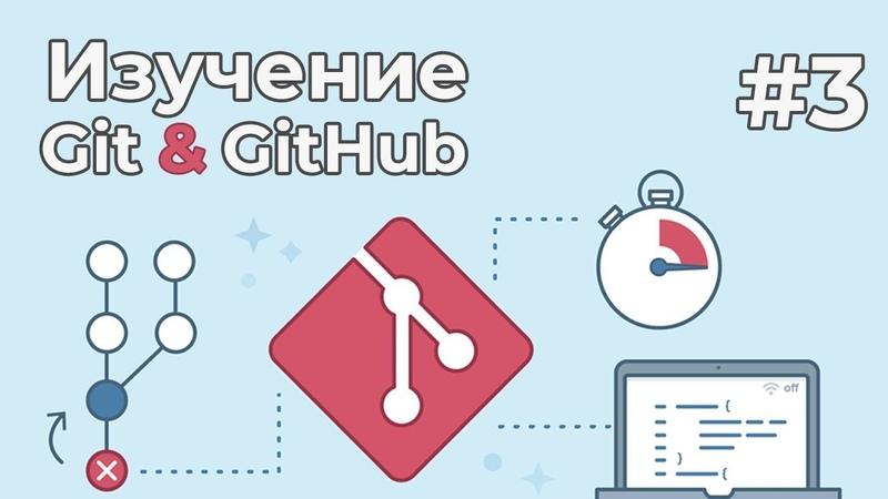 Изучение Git для новичков 3 Отмена действий Возвращение к старым версиям