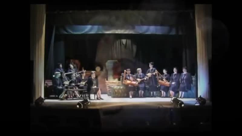 """Qalilo vajao """"ვაჟაო ანსამბლი """"ქალილო სოლისტი ქეთი დორეული"""