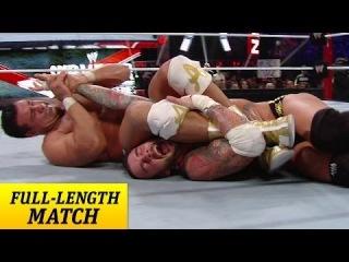 FULL-LENGTH PPV MATCH - Survivor Series 2011 - Alberto Del Rio vs. CM Punk - WWE Title Match