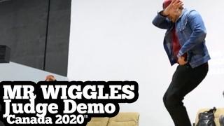 Mr Wiggles Judge Demo Canada
