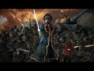 Sabaton - Attack Of The Dead Men | W40k Death Korps Of Krieg Music Video