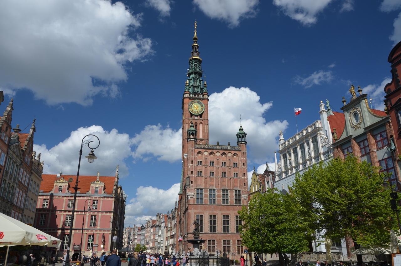 jUyKu4wth6o Гданьск - северная столица Польши.