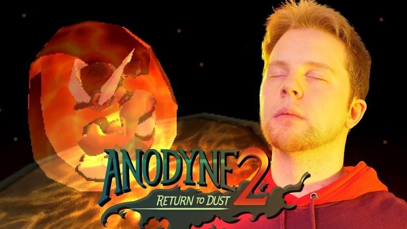 Anodyne 2: Return to Dust - Nitro Rad