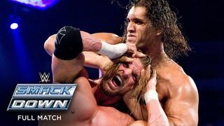 FULL MATCH - Triple H vs. Khali vs. Kozlov – Triple Threat Match: SmackDown, Jan. 30, 2009