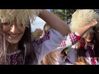 Trio Mandili - Pidmanula (Ukrainian-Georgian folk)