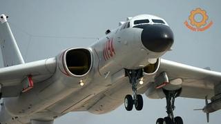 Китайский бомбардировщик Xian H-6K - старый советский самолет и кошмар Юго-Восточной Азии