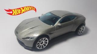 Aston Martin DB10   James Bond 007  Spectre   HW Exotics   Hot Wheels   Cinematic   Unboxing