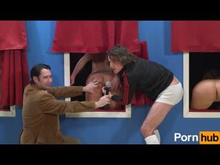 Bridgette B, Richelle Ryan, Sheridan Love – Dick In The Wall Part 1 - Big Boobs - milf - chubby -  big ass - Blowjob - Hardcore