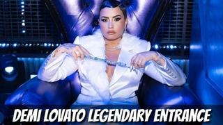 Demi Lovato Enters the Legendary Max Stage - Ice Haus Ball   Legendary HBO Max Season 2