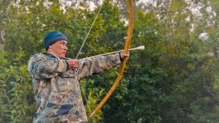 Как сделать охотничий лук народа ханты | Секреты северных ремёсел