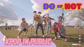 [KPOP IN PUBLIC - BOSTON] 펜타곤(PENTAGON) - 'DO or NOT'   Full Dance Cover by HUSH