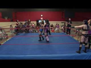 Amber, Ariel  Mistress Belmont vs. Alexxis Nevaeh, Ivy  Mercedes KV