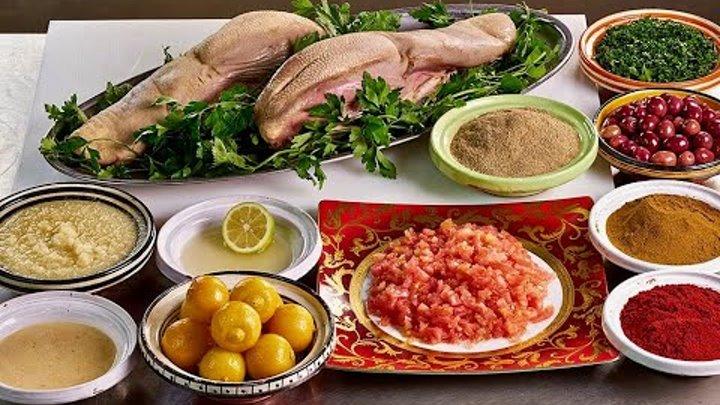 Арабский секрет очень вкусного говяжьего языка Maghreb beef tongue recipe