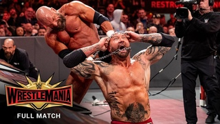 FULL MATCH - Triple H vs. Batista – No Holds Barred Match: WrestleMania 35