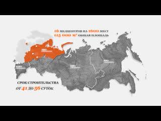 Медицинские центры Минобороны России в цифрах