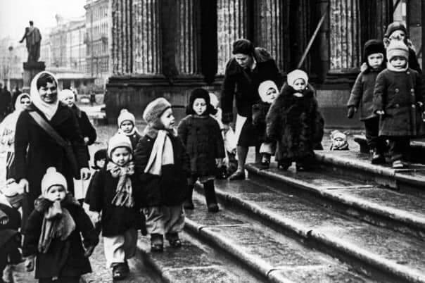 Удивительное Радостное Письмо из блокадного Ленинграда.