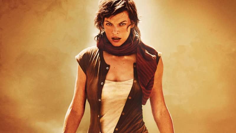 OST Resident Evil- Extinction Charlie Clouser - Convoy (Remix)