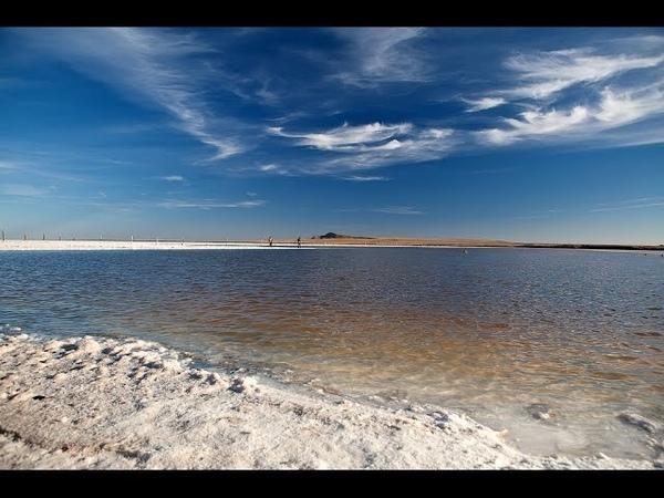 Баскунчак озеро