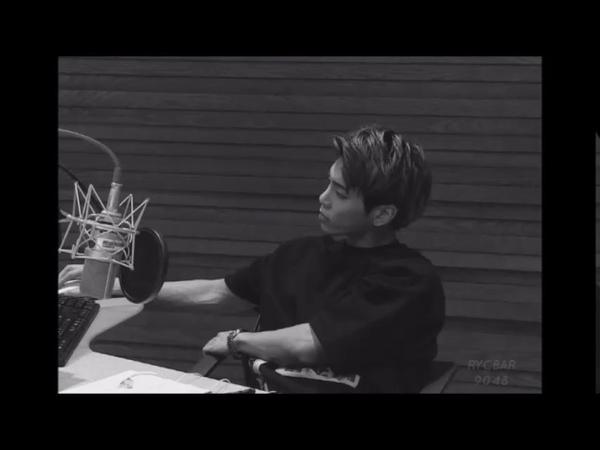 170109 푸른밤 종현입니다 with 신카이 마코토 감독