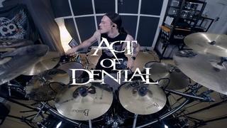 KRIMH - Act Of Denial - PUZZLE HEART - Drum Cam