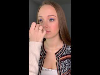 Новогодний макияж / New Year make up tutorial 🎄