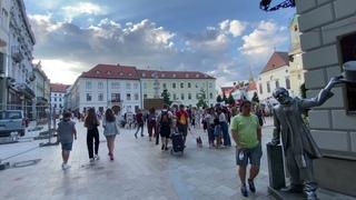 Bratislava Old Town, Slovakia