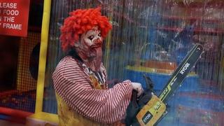 Ronald McDonald Playground Slaughter!