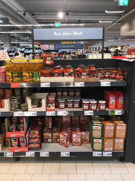 Фото русских магазинов в германии