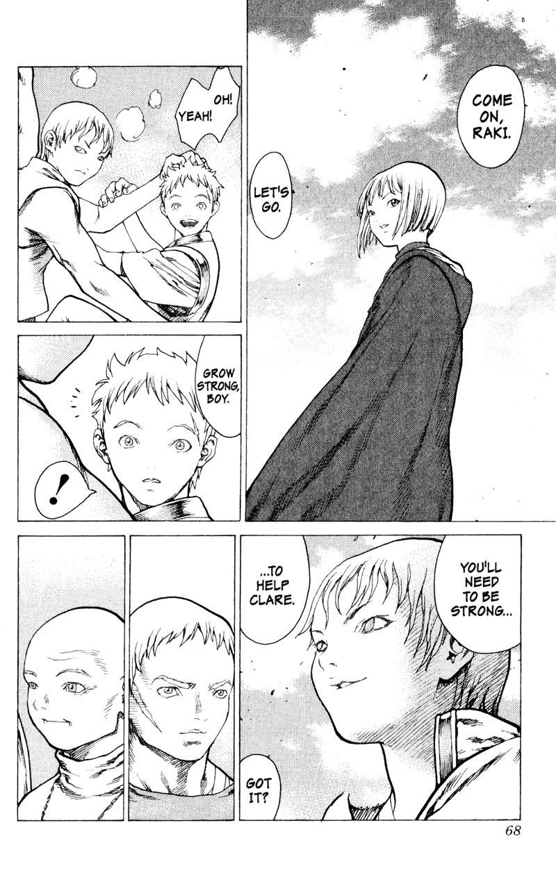 Claymore, Chapter 11, image #29