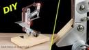 HOW TO MAKE Mini Electric Belt Sander DIY smerigliatrice a nastro