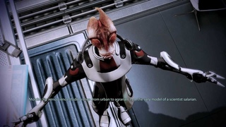 Mass Effect 2 - Mordin sings Gilbert and Sullivan